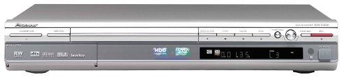 Pioneer DVR-5100 H-S DVD- und Festplattenrekorder Silber - Festplatte Dvr-dvd-rekorder