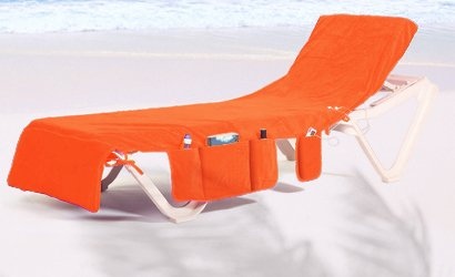 beach-towel-the-itsa-holiday-sun-lounger-cover-bag-with-pockets-orange-100-cotton-terry-towelling