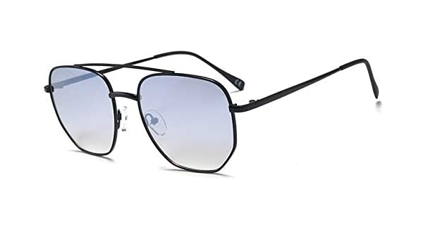 fbb679da909 Shopystore C6 Black Gray  Ccspace 7 Colors Aviator Classic Square Sunglasses  Men Women Metal Frame  Amazon.in  Clothing   Accessories