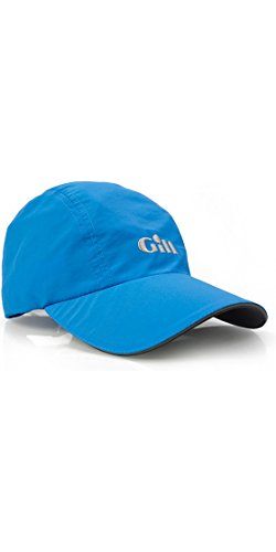 Gill Sailing Cap (2018 GILL Regatta Cap BRIGHT BLUE 146)
