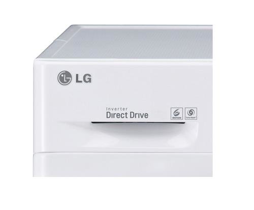 LG FH2U2VDN1 Independiente Carga frontal 9kg 1200RPM A+++-30% Blanco - Lavadora (Independiente, Carga frontal, Blanco, Botones, Giratorio, Tocar, LED, Plata)