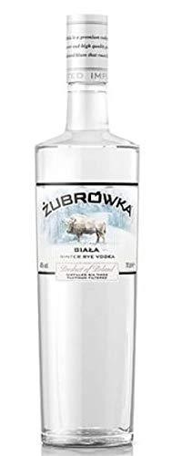 Vodka Zubrowka Biala Platinum Filtered Cl.70