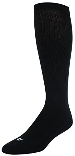 Acryl-sport-team Sock (Sof Sole Allsport Team Athletic Performance Socken, unisex - erwachsene herren Damen, schwarz, Men's Large 10-12.5)