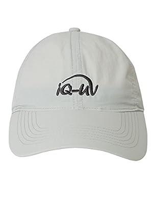 iQ-UV Erwachsene 200 Sonnenschutz Cap UV-Schutz Kappe, Grey, 55-61cm von IQ-UV auf Outdoor Shop