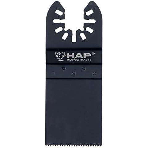 """harpow universale 1–3/8""""E-Cut Standard, 50pezzi, strumento Power Oscillante strumento di lame, Lame multiuso, lame per sega, per Fein Bosch Craftsman Rockwell Einhell Westfalia Ferm Pro-Line Matrix Strumenti"""