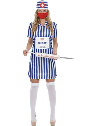 Damen Preiswerte Grundlegende Krankenhaus Krankenschwester Kostüm Extra -