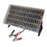 Solarmodul, 6 V, wetterfest 150mA 1.44W Solarzelle Outdoor-Marine