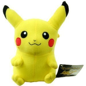 Toy-Factory-Pokemon-Pikachu-9-Plush-Stuffed-Toy