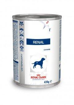 Royal Canin Renal Dosen Hund – Dosenfutter für Hunde mit chronischem Nierenversagen 12x410g - 2