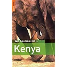 The Rough Guide to Kenya 9th (nineth) edition Text Only