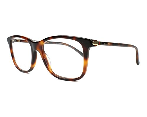 Gucci Gestell 0018O_002 (52 mm) havanna