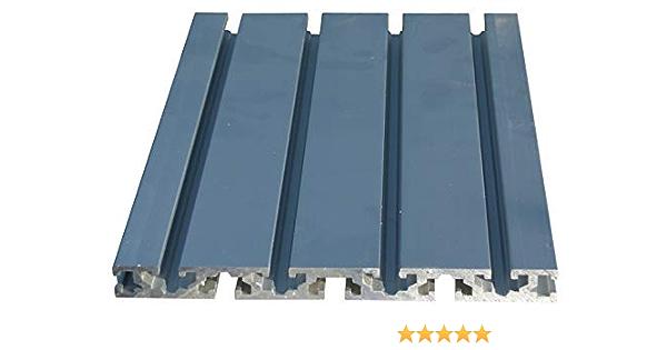 Profil/é en Aluminium/20x20 Type B,4 rainures 6 mm