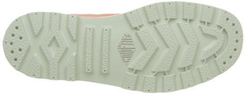 Palladium Damen Us Oxford Lp F Sneaker Orange - Orange (B81 Emberglow/Silver Birch)