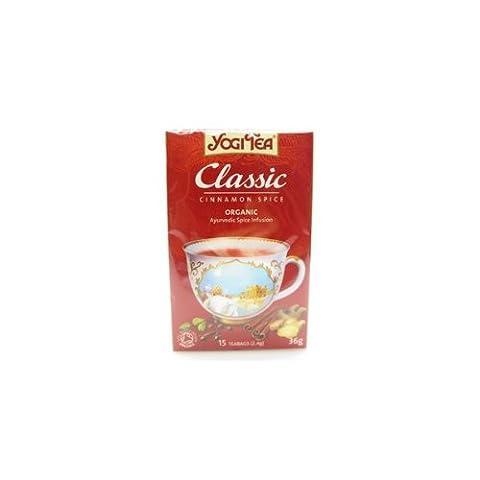 Yogi Tea - Classic Cinnamon Spice - 37.4g