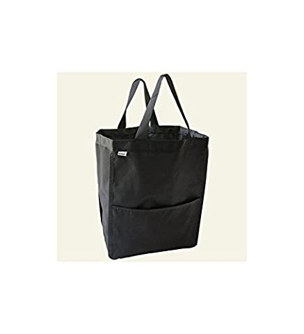 reuseit EarthTote Reusable Bag, Original, in Black by