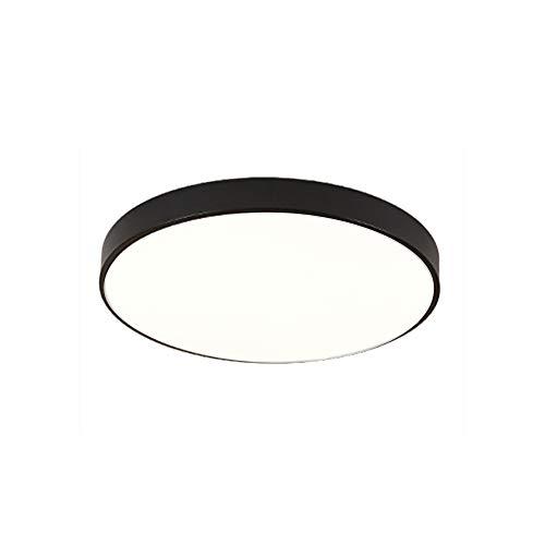 Lampara del Techo Redonda LED Moderno Iluminación Techo de Montaje Empotrado Luces...