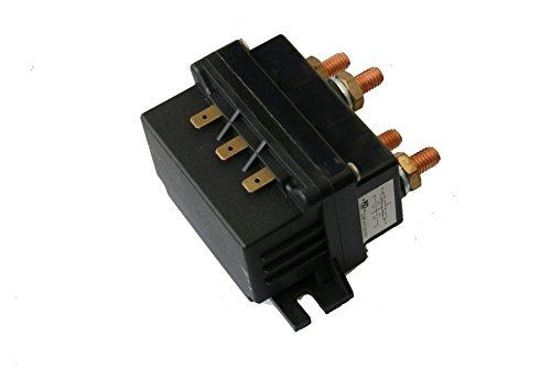 12V 500A Relais Solenoid Elektrische Seilwinden Batterietrennrelais Trennrelais Solenoidrelais