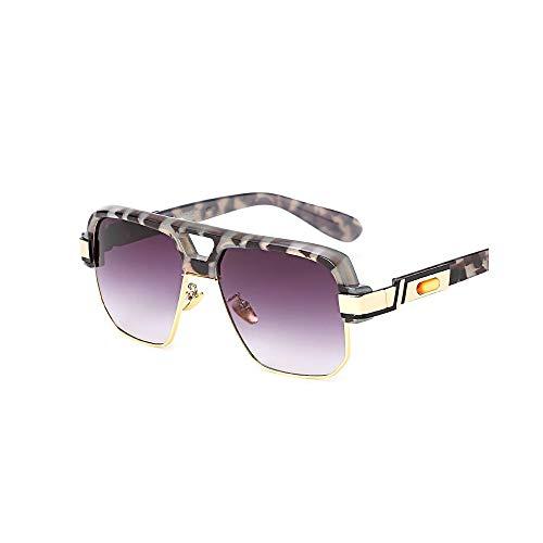 MINGW Fashion Oversized Sun Glasses Luxury Men Personality Handsome Sunglasses Marque
