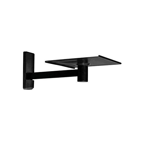 """Preisvergleich Produktbild Toolland LC3011 TV-Halterung, 16"""" Bildschirmgröße, 40 kg Maximal Tragkraft, 450 mm Länge x 300 mm Breite, Schwarz"""