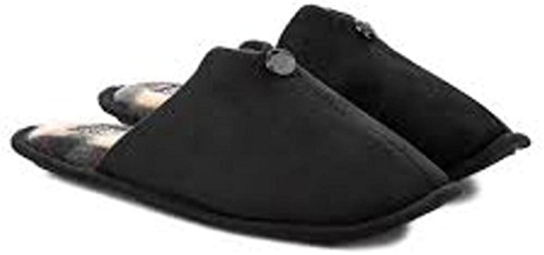 Gioseppo Zapatillas de Estar Por casa Brasero Negro EU 44 -