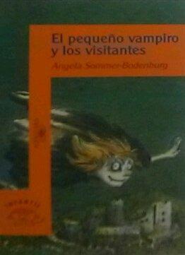 El Pequeño Vampiro Y Los Visitantes