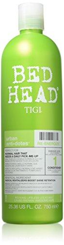 Tigi Re-Energize Conditioner, 1er Pack (1 x 750 ml) (Feuchtigkeitsspendende Bed Conditioner Head)