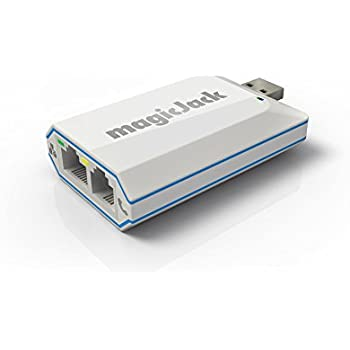 magicJack EXPRESS Digital Phone Service, Includes 3 months of service (K1103)
