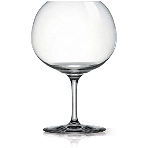 Vin Bouquet FIK 002 Set - Set per Gin Tonic, include bicchieri, cicchiaio e grattugia