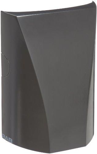 RAB Lighting SLIM18 Slim Cool LED Wallpack, Aluminum, 18W Power, 1909 Lumens, 277V, Bronze Color by RAB Lighting -