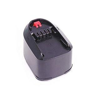 Ersatz Bosch 2607336039 Akku für Bosch PSR 18 Li-2, PSB 18 Li-2, PST 18 Li, Lampe PML 18 Li, UNEO MAXX 17, 3-in-1 3000mAh
