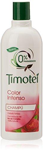 Timotei Color Intenso Champú Cabello Teñido - 400