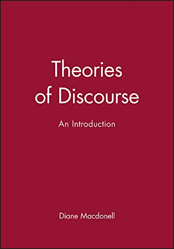 Theories of Discourse: An Introduction