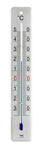 TFA 12.2046.61 Termómetro Aluminio