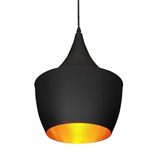 Lightinthebox Lüster Retro Pendelleuchten Ministil Schwarz [Energieklasse A]
