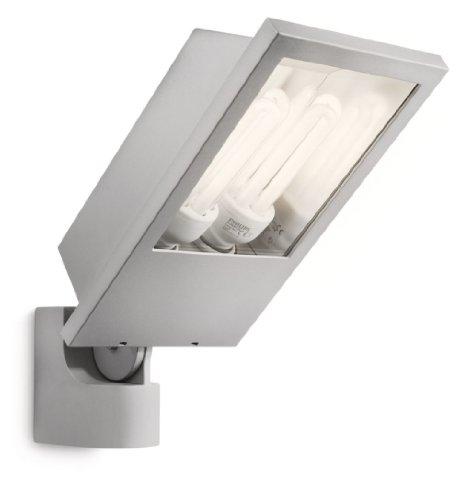 Philips luminaire extérieur projecteur Botanic gris
