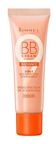 Rimmel Wake Me Up BB Cream Radiance Foundation, Medium, 1 Fluid Ounce by Rimmel