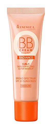 RIMMEL LONDON BB Cream Radiance - Medium (Cream Bb Rimmel)
