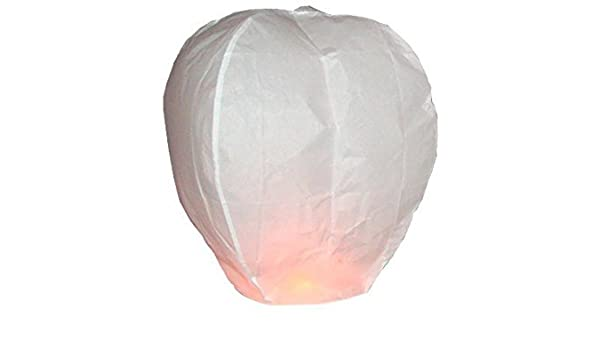 Chinese New Year New /& 20 x Eco-Friendly Sky Lanterns for Christmas New Year