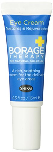 Shikai Borage Dry Skin Therapy Eye Cream, Eye Cream 0.5 Fl Oz by ShiKai