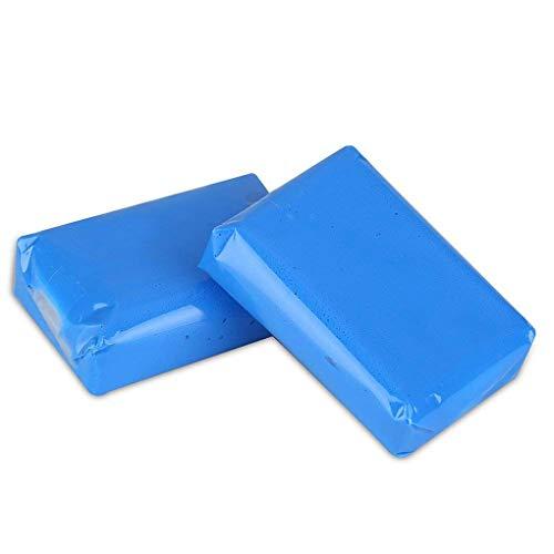 Topker 2pcs del Coche Barra de la Arcilla del vehículo Magia Claybar Lavado Limpiador Automoción Belleza Cuidado del Producto