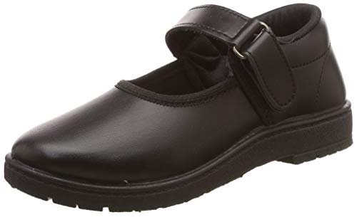 Lakhani Unisex Kid's Black Sneakers-1 UK/India (33 EU) (Good Time (VT) 220)