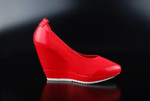 adidas , Baskets pour femme Rouge - Rouge
