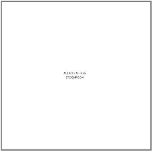Portada del libro Allan Kaprow: Stockroom by Brigitte Marschall (2013-10-31)