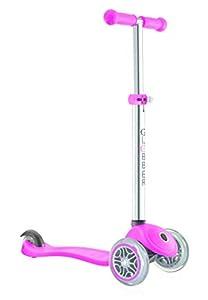 Globber - Patinete Primo, Color Rosa Neon (422-110)