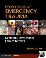 Color Atlas of Emergency Trauma from Cambridge University Press