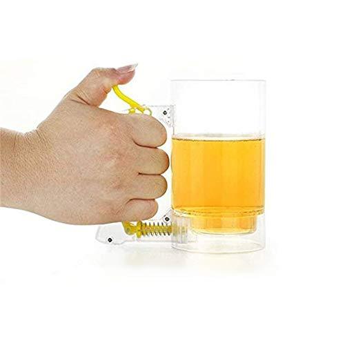 Wenwenzui-ES Bier-Schäumer Becher Sekt Bier-Becher schaumerzeugenden Bier-Becher für Partei-Bar
