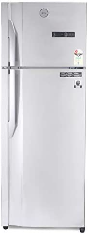 Godrej 350 L 2 Star Inverter Frost-Free Double Door Refrigerator (RT EONVIBE 366B 25 HCIT ST RH, Steel Rush,Co