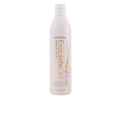 EXQUIS HUILE BIOLAGE shampooing micro-huile 500 ml