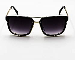 Style Eva Stylish Mens Womens Retro Wayfarer Aviator Designer Sunglasses Ourdoor Driving Eyewear SkyPurple