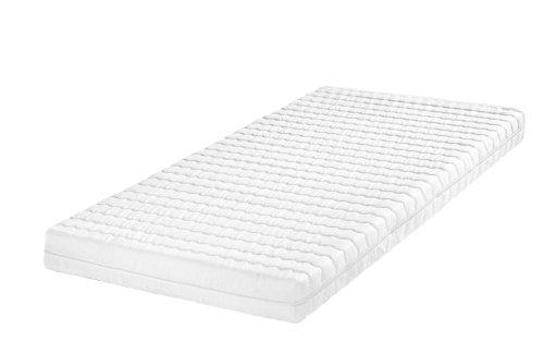 Öko-Wash Matratze für jede Jahreszeit geeignet Microfaserbezug waschbar bis 60° C BRECKLE - Grösse 90x200